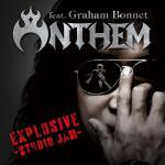 グラハム・ボネットと ANTHEM のジャム・セッションを音源化!