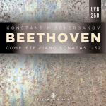【発売】シェルバコフ/ベートーヴェン:ピアノ・ソナタ全集(9CD)