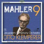 【発売】クレンペラー&エルサレム響/マーラー:交響曲第9番(2CD)