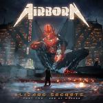イタリアのメロディック・パワーメタル・バンド、AIRBORN 最新作!