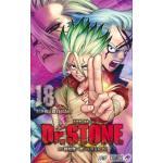 『Dr.STONE』18巻!敵軍の科学リーダーを狙う速攻戦!!