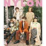 超特急 メンバー別表紙『NYLON JAPAN』限定版が11月27日に...