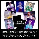 舞台「新サクラ大戦 the Stage」公演風景を撮り下したランダムブ...