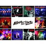 Alive The Liveシリーズ 12月発売に ホワイトスネイク、...