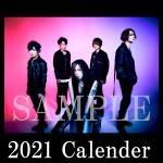 Angeloの2021年カレンダーが発売決定!