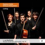 ツァイーデ四重奏団、他/ベートーヴェン:弦楽五重奏版『クロイツェル』