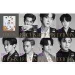 BTS写真集『BTS goes on!』全8種類で発売!限定特典付き!