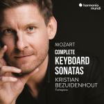 【発売】ベズイデンホウト/モーツァルト:鍵盤楽器のための作品全集(9C...