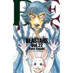 『BEASTARS』22巻発売!動物版青春ヒューマンドラマ、完結。