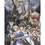 TVアニメ『オルタンシア・サーガ』Blu-ray&DVD発売決定