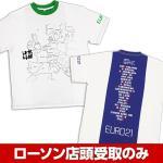 水曜どうでしょう『EURO21Tシャツ』が受付開始!