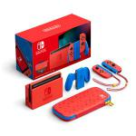 Nintendo Switch本体に新色!「マリオレッド×ブルー」が2...
