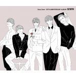 Sexy Zone 10周年記念アルバム『SZ10TH』3月3日発売