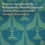 ブロムシュテット&ライプツィヒ・ゲヴァントハウス管/ブラームス:交響曲...