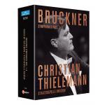 【映像】ティーレマン&SKD/ブルックナー:交響曲第1〜9番(9BD)