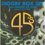 MUROのMIXCD『DIGGIN' ICE 2020』から3枚組7イ...