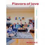 MONSTA X 日本3rdアルバム『Flavors of love』...