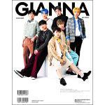 『GIANNA #01』表紙にはORβIT(オルビット)が登場!