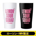 EXILE公式レモンサワー「LEMON SOUR SQUAD」タンブラ...