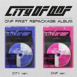 ONF リパッケージ・アルバム『CITY OF ONF』