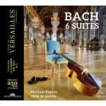 リニョル/バス・ド・ヴィオールによるバッハ:無伴奏チェロ組曲(2CD)