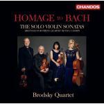ブロドスキーQ/弦楽四重奏版バッハ:無伴奏ヴァイオリン・ソナタ
