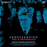 ウィッグルスワース/ショスタコーヴィチ:交響曲全集(10SACD)
