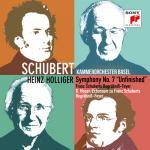 ホリガー&バーゼル室内管/シューベルト:交響曲第7(8)番『未完成』、...