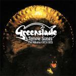 グリーンスレイド 初期スタジオアルバム4タイトル 『Greenslad...