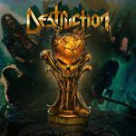 DESTRUCTION のストリーミングライヴを収録したCD+Blu-...