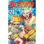 『Dr.STONE』21巻発売!スタンリーとの最終決戦が迫る!!