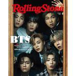 BTSが『Rolling Stone Japan』の表紙に登場!