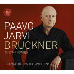 【発売中】P・ヤルヴィ/ブルックナー:交響曲全集(10SACD)