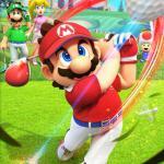 Joy-Con振って本格ゴルフ!Nintendo Switch『マリオ...
