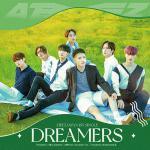 ATEEZ JAPAN 1st Single『Dreamers』7月2...
