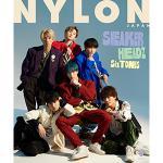 SixTONESが『NYLON JAPAN』表紙に初登場!