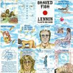 ジョン・レノン 生前に発表された唯一のベストアルバム『Shaved F...