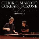 チック・コリアと小曽根真による CD2枚組ピアノデュオアルバム『レゾナ...