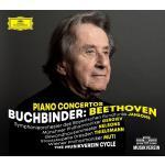 【発売】ブッフビンダー/ベートーヴェン:ピアノ協奏曲全集(3CD)