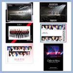 SEVENTEEN 入手困難となっていたコンサート映像6作品のDVD&...