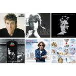 ジョン・レノンの定番ベストアルバム 5タイトルと『Rock 'n' R...