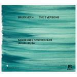 3つの稿+α!フルシャ&バンベルク響/ブルックナー第4番(4CD)