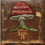オールマン・ブラザーズ・バンド 1971年9月28日テキサス州オーステ...
