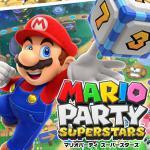 Nintendo Switch「マリオパーティ スーパースターズ」