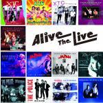 Alive The Liveシリーズ 2021年9月発売に XTC、デ...