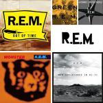 R.E.M. デビュー40周年記念 名盤5タイトル 高音質ハイレゾ対応...