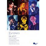 【ジャケ写公開】SixTONES Blu-ray&DVD『on eST...