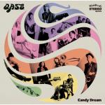 Q.A.S.B.の5thアルバム『Candy Dream』がアナログ盤...