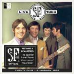 スモール・フェイセス 1966年の未発表ライヴ音源発掘 バンド最初期の...