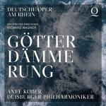 アクセル・コーバー/ワーグナー:『神々の黄昏』(4CD)